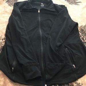Old Navy Active black jacket sz xxl
